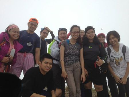 Summit with officemates!