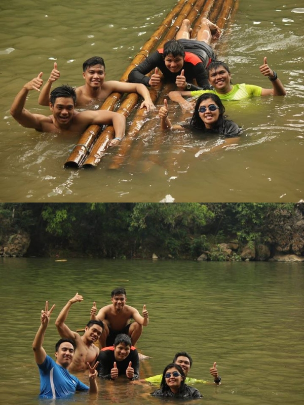 Swim time!
