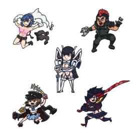 Kill La Kill Characters