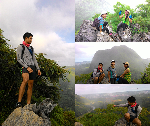 Beautiful views of the Sierra Madre