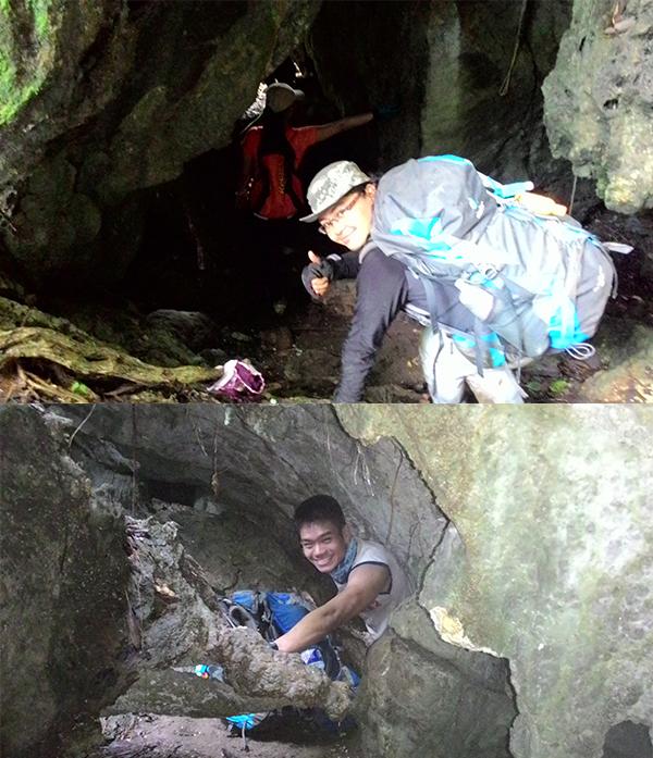 So many caves!