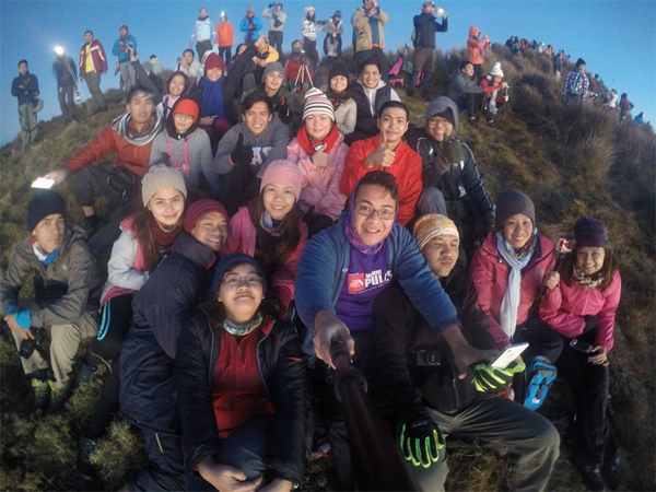The Adventure Addicts' Pulag contingent: Pulagalags!