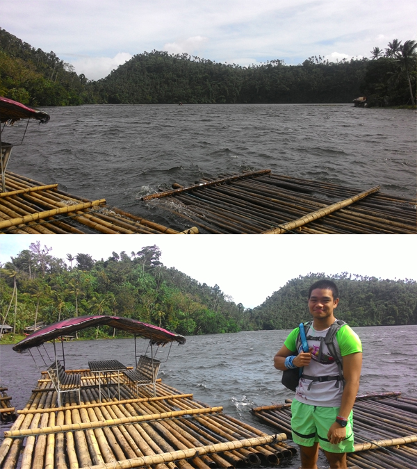 There are numerous jumpoffs to Mt. Mabilog, the one in Lake Pandin, Sto. Anghel is the most common