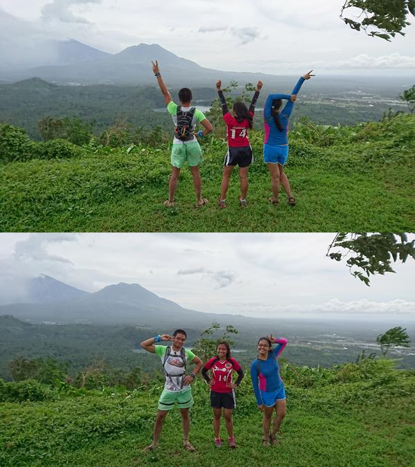 The Powerpuff Girls at the Mt. Mabilog summit