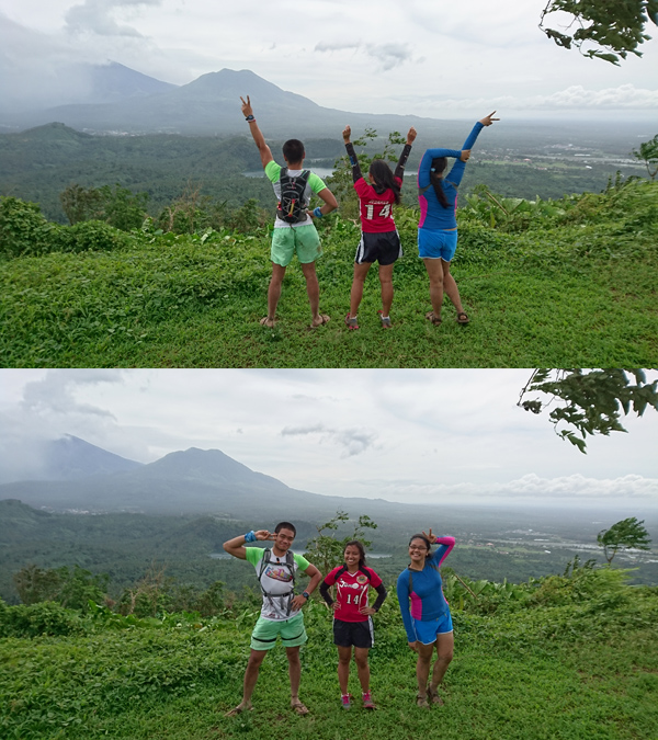 The Powerpuff Girls at the Mt. Mabilog summit