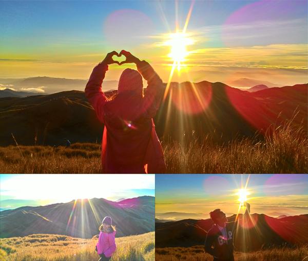 Sunrises are for beautiful beginnings