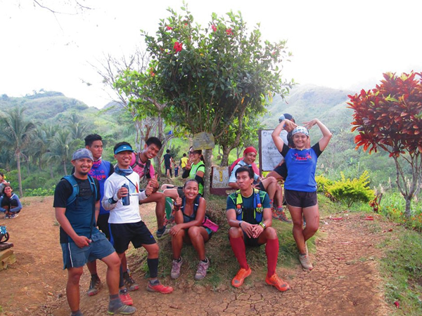 Camp 1 of Batulao