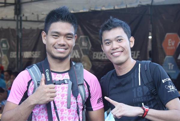 With meg Jun, the ilonggo mamaw    Pitik ni Onin