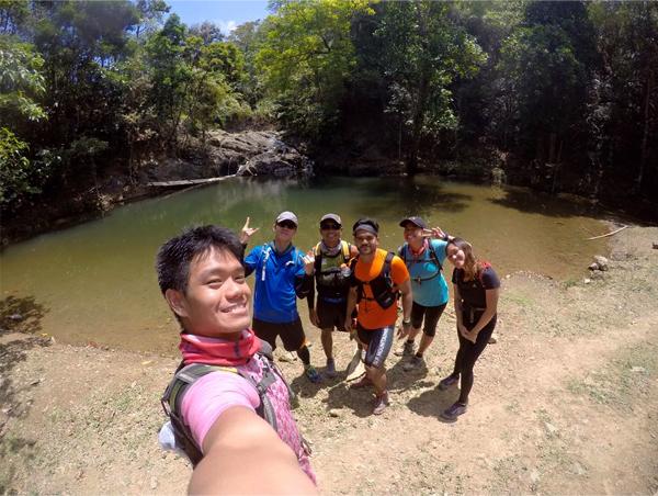 Me, Kyle, Ed, Johnny, Jinggay, Jeka