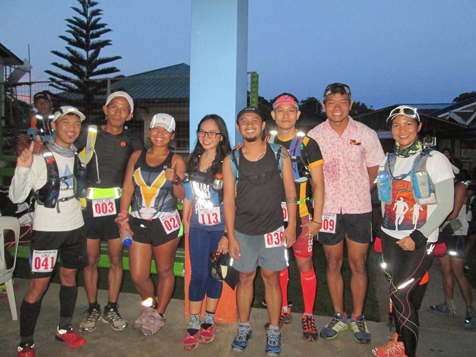 Team TUSU with the champion, Tolitz