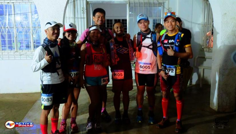 Team TUSU ready for trail duty!