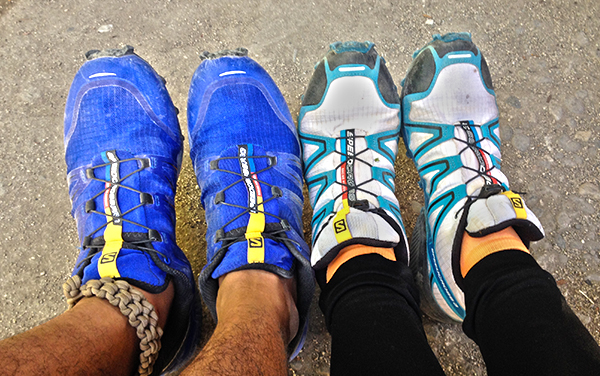 Thank you, Salomon, for the wonderful shoes