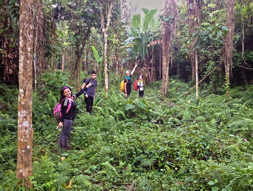 Now let's go to Mt. Kalisungan