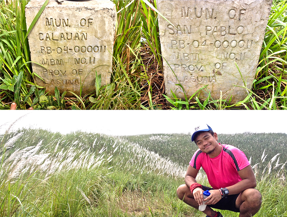 The summit of Mt. Kalisungan also separates San Pablo from Calauan