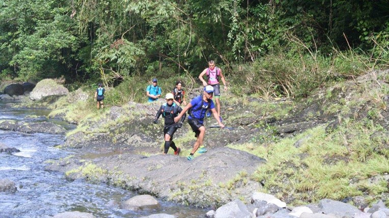 Patintero to the falls