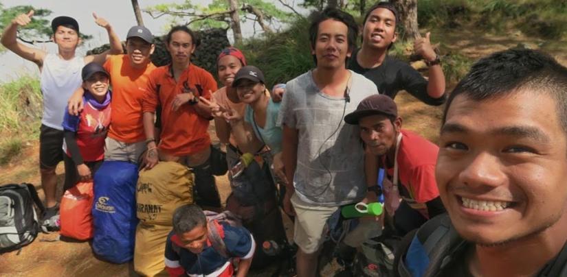 Tapulao crew; thank you, Ikalahan